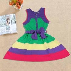 korean-girls-purple-bow-rainbow-stripes-pattern-cotton-dress-clothes-2-intl-0881-36820608-bb2b1f066e55e5fffe026453e3d32e20-catalog_233 Koleksi Harga Gaun Pesta Muslim Ala Dian Pelangi Terlaris tahun ini