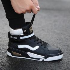 Toko Korea High Supreme Musim Gugur Musim Dingin Metrosexual Kobron Casual Sepatu Kepribadian Fashion Sepatu Dansa Sepatu Intl Oem Di Tiongkok