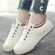 Beli Korea Segar Kecil Wanita Kasual Sepatu Putih Intl Murah Di Tiongkok