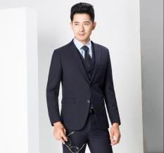 Beli Versi Korea Bisnis Jas Wawancara Jas Coat Celana Intl Lengkap