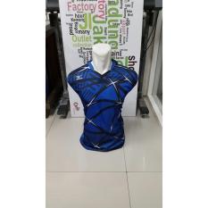 Jual Kostum Kaos Singlet All Sport Ukuran M L Xl Running Badminton Futal Bola Tenis Meja Takraw Voli Biru 1 4 Di Yogyakarta Murah