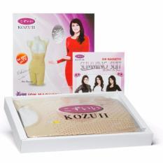 Kozui Slimming Suit Asli Jaco Tv Shopping dijamin 100% ORIGINAL ASLI Kozuii - CREAM