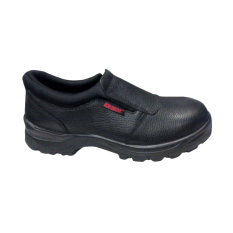 Krisbow Safety Shoes Helios 4in - Hitam
