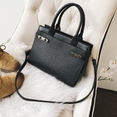 Berapa Harga Tas Cat Korea Fashion Style Perempuan Baru Bahu Tas Selempang Tas Hitam Maomao Bag Di Tiongkok