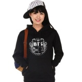 Harga Kuhong Bts Bangtan Boys Hoody Kardigan Sweater Hoodies Pullover Hitam Terbaik