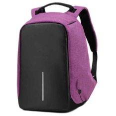 Jual Kuhong Usb Charge Antarmuka Laptop Backpack Travel Notebook Pria Tas Bahu Wanita Intl Kuhong Murah