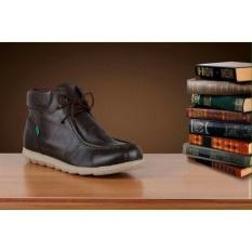 Review Toko Kulit Asli Sepatu Boots Kickers Pria Casual Terlaris Termurah Online
