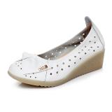 Harga Kulit Musim Panas Perempuan Sandal Summer Putih Dan Spesifikasinya
