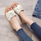 Harga Kulit Perempuan Wanita Hamil Pan Sepatu Sandal Wanita Dan Sandal Beige Oem Original
