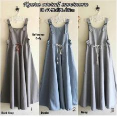 Review Toko Kyara Overall Warna Grey Online
