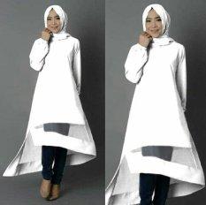 Kyoko Fashion Tunics Ricci-White