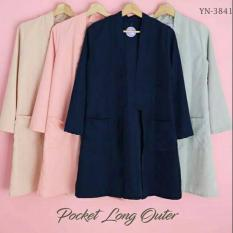 Kyora Pocket Long Outer