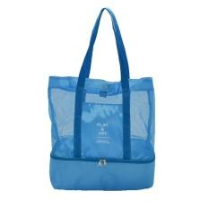 Spesifikasi Kywa Beach Tote Bag 2 In 1 Insulated Cooler Tote Bag Untuk Gym Olahraga Pinic Ransel Yoga Beach Travel Intl Murah