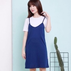 Pinafore Set Outer Inner