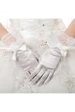 Jual Beli Lace Stretch Bridal Sarung Tangan Putih