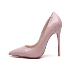 Beli Ladies Sepatu Trendi Sepatu Tinggi Bertumit Sepatu Gaya Seksi Intl Online Terpercaya