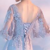 Beli Ladies Pernikahan Dress Keanggunan Fashion Wanita Renda Gaun Malam Intl Murah Di Tiongkok