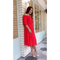 Lady In Red Sabrina Dress Special Edition