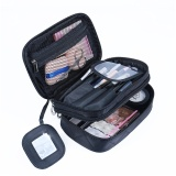 Beli Barang Lady Organizer Makeup Bag Travel Organizer Cosmetic Bag For Women Large Necessaries Intl Online