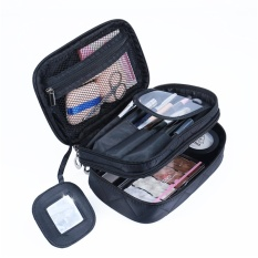 Promo Lady Organizer Makeup Bag Travel Organizer Cosmetic Bag For Women Large Necessaries Intl Murah