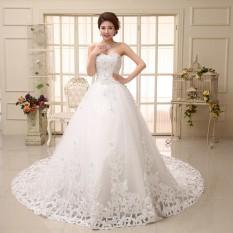 Wanita Gaun Pengantin Pengantin Gowns Gaun 女士新娘婚纱礼服hs531-Internasional