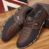 Harga Laki Laki Muda Inggris Pria Putaran Sepatu Sepatu Sepatu Coklat Sepatu Pria Sepatu Kulit Sepatu Kerja Sepatu Formal Pria Other Ori