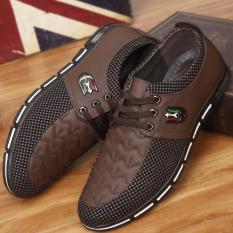 Toko Laki Laki Muda Inggris Pria Putaran Sepatu Sepatu Sepatu Coklat Sepatu Pria Sepatu Kulit Sepatu Kerja Sepatu Formal Pria Dekat Sini