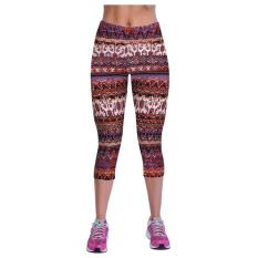 Spesifikasi Lalang Latihan Legging Pants Bang Pendek Olahraga Peregangan Kebugaran 46 Murah
