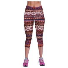Tips Beli Lalang Latihan Legging Pants Bang Pendek Olahraga Peregangan Kebugaran 46