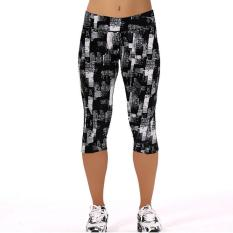 Spesifikasi Lalang Latihan Legging Pants Bang Pendek Olahraga Peregangan Kebugaran 57 Paling Bagus