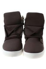 Beli Sepatu Boot Coklat Lalang Yang Bagus