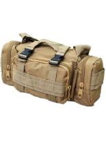 Beli Lalang Taktis Militer Tas Kamera Shoulder Bag Pouch Kantung Multifungsi Lumpur Coklat Intl Cicilan