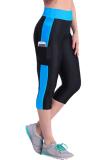 Spesifikasi Wanita Pants Bang Pendek Elastisitas Pusat Pelangsing Legging Hitam Danau Biru Lalang Dan Harga