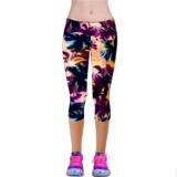 Spesifikasi Lalang Wanita Latihan Legging Olahraga Fitness Stretch Cropped Pants 29 Lengkap