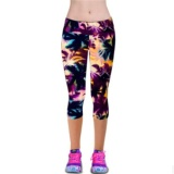 Harga Lalang Wanita Latihan Legging Olahraga Fitness Stretch Cropped Pants 29 Lalang Online
