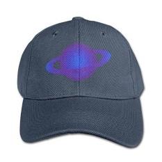 LBLOGITECH Blue Planet Youth Hat Lightweight Kids Cotton Peaked Baseball Cap - intl