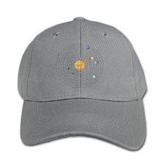 LBLOGITECH Galactic Planet Youth Hat Lightweight Kids Cotton Peaked Baseball Cap - intl