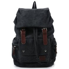 Promo Toko Leather Backpack Hitam