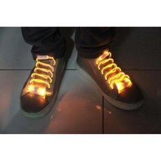 Promo Led Shoelace Colorfull Tali Sepatu Unik Tali Sepatu Nyala Murah