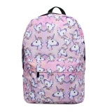 Beli Leegoal Besar Kapasitas Unicorn Cetak Ransel Ringan Outdoor Backpack Shoulder Bag Sch**l Persediaan Intl Yang Bagus