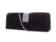 Leegoal Satin Bridal Party Cocktail Evening Bag Kopling Tas Serbi Tas Prom Leegoal Diskon