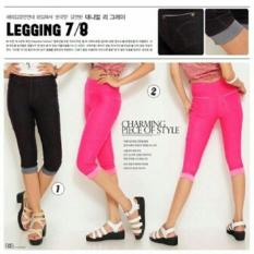 Legging (Allsize) Aneka Warna - Semi Jeans Stretch