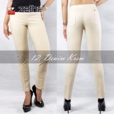 Promo Legging Denim Standart Zetha Krem