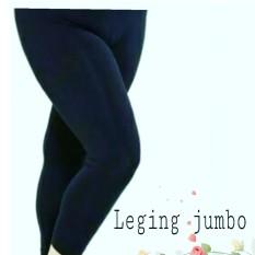 Legging panjang jumbo big size / leging - tukiyem13