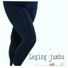 Legging Wanita Ukuran Jumbo -  Hitam