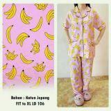 Review Toko Legionshop Baju Tidur Wanita Baju Tidur Piyama Wanita Setelan Baju Tidur Wanita Banana Online