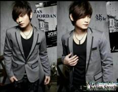 Jual Legionshop Cool Jas Jordan Dark Grey Satu Set