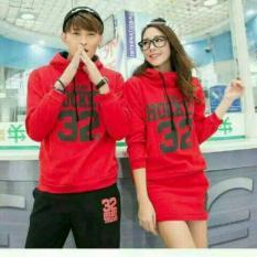 Harga Legionshop Hoodie Pasangan Hoodie Couple Hockey 32 Red Pria Atasan Dan Wanita Atasan Rok Legionshop Dki Jakarta