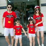 Beli Legionshop Kaos Keluarga 2 Anak T Shirt Family 2 Kid Standbyme Red Online Dki Jakarta