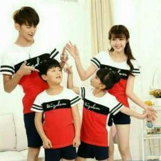 Legionshop Kaos Keluarga 2 Anak T Shirt Family 2 Kid Wisdom White Black Red Dki Jakarta Diskon